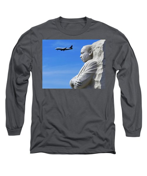 Long Sleeve T-Shirt featuring the photograph Dream by Skip Hunt