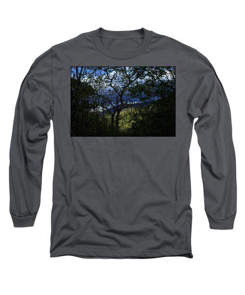 Dusk Long Sleeve T-Shirt by Tammy Schneider