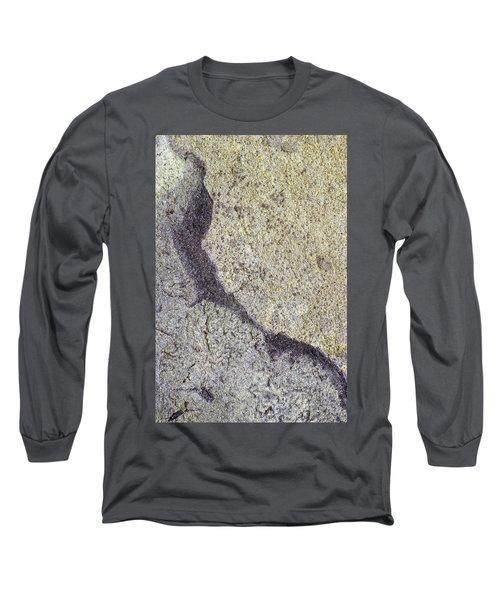 Earth Portrait 009 Long Sleeve T-Shirt