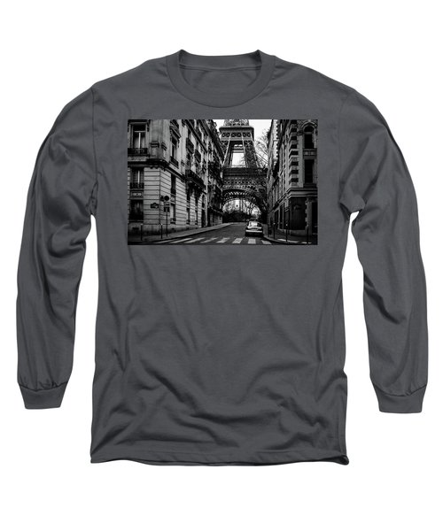 Only In Paris Long Sleeve T-Shirt