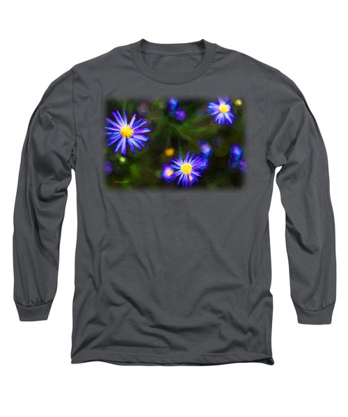 Electric Wildflower Long Sleeve T-Shirt