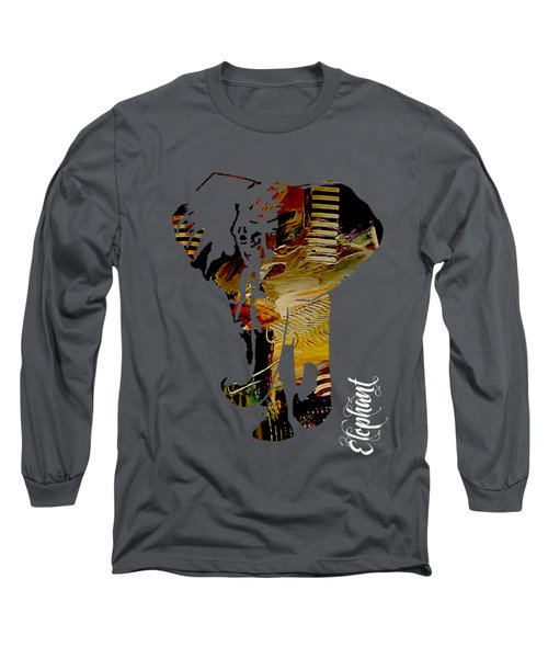 Elephant Collection Long Sleeve T-Shirt