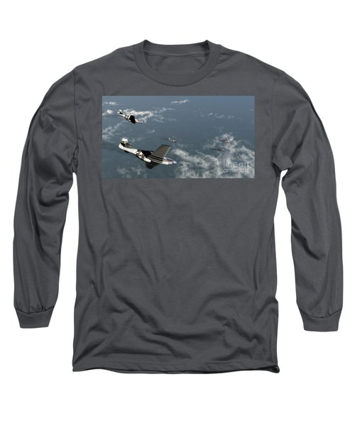 Engagement Party Long Sleeve T-Shirt