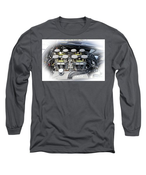 Engine Long Sleeve T-Shirt