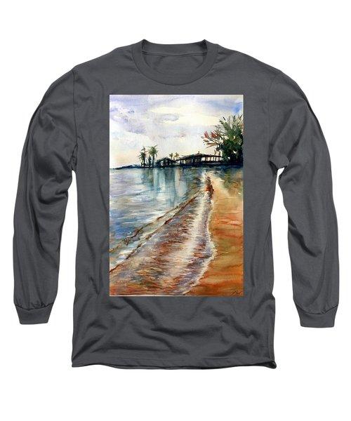 Evening Solitude Long Sleeve T-Shirt