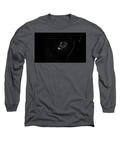 Long Sleeve T-Shirt featuring the photograph Eye Spy by Nick Bywater
