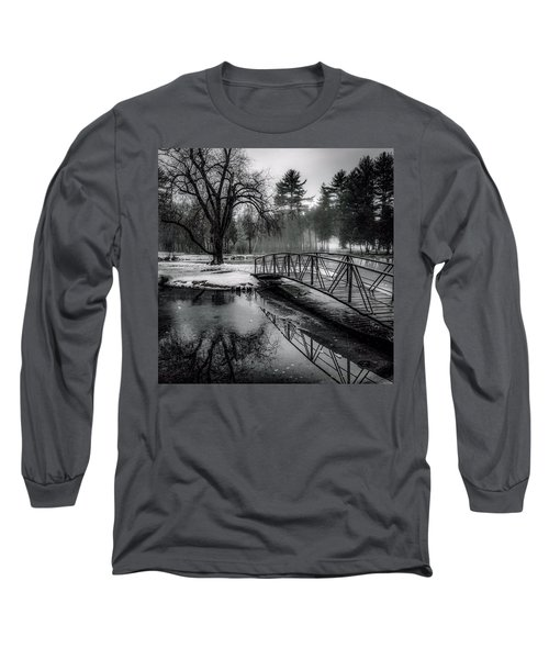 Fade To Black Long Sleeve T-Shirt