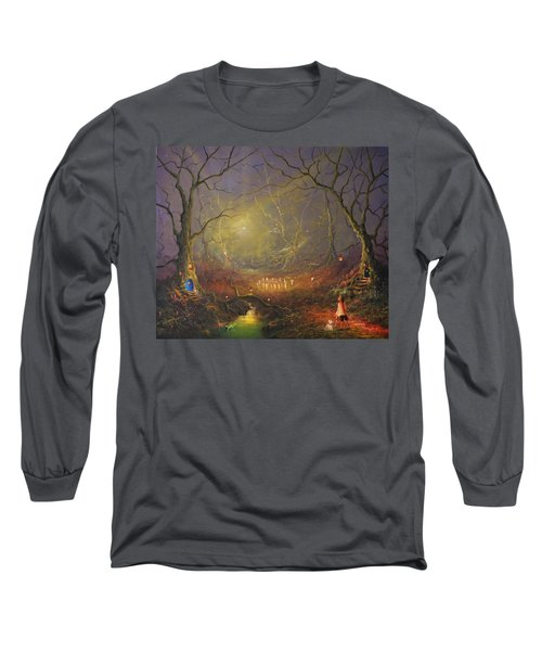 The Fairy Ring Long Sleeve T-Shirt