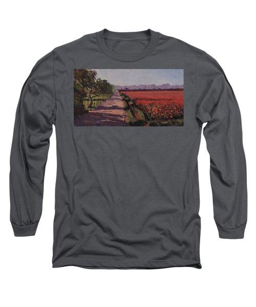 Farm Road Long Sleeve T-Shirt