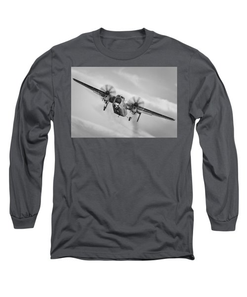 Fifty Shades Of Greyhound Long Sleeve T-Shirt