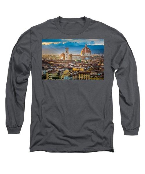 Firenze Duomo Long Sleeve T-Shirt