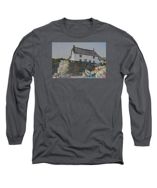 Fishermans Cottage Long Sleeve T-Shirt