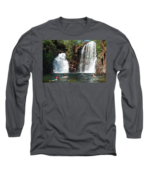 Florence Falls Long Sleeve T-Shirt