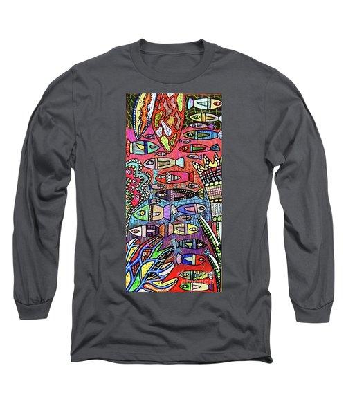 Florida Keys Reef  Long Sleeve T-Shirt