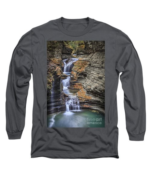 Flow Gently Long Sleeve T-Shirt