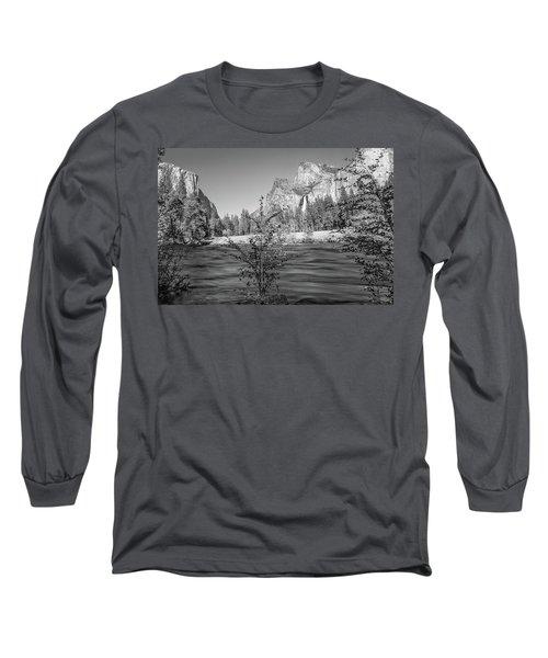 Flow Long Sleeve T-Shirt by Ryan Weddle