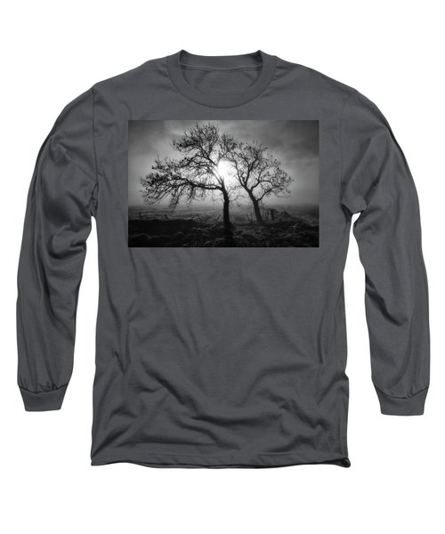 Long Sleeve T-Shirt featuring the photograph Forever Buddies by Jeremy Lavender Photography
