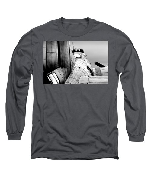 Fortress Of Steel Long Sleeve T-Shirt