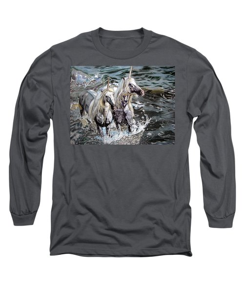 Freedom And Friendship Long Sleeve T-Shirt