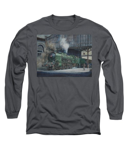 French Pacific Long Sleeve T-Shirt