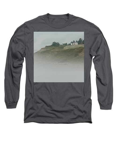 Ft. Casey Lighthouse Long Sleeve T-Shirt