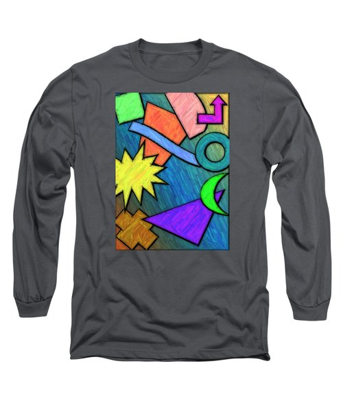 Funky Fanfare Long Sleeve T-Shirt by Kyle West