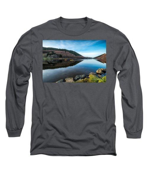 Geirionydd Lake Long Sleeve T-Shirt