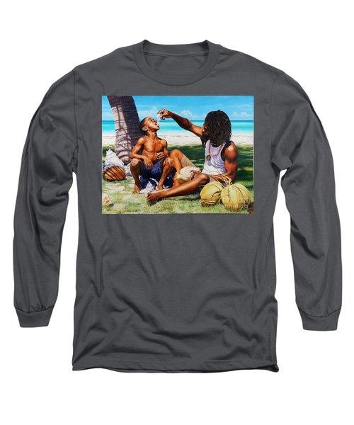 Generations Caring Sharing Long Sleeve T-Shirt