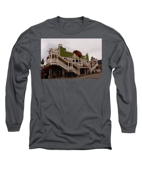 Ghostcasino Long Sleeve T-Shirt