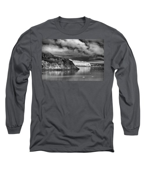 Glacier Bay Alaska Long Sleeve T-Shirt