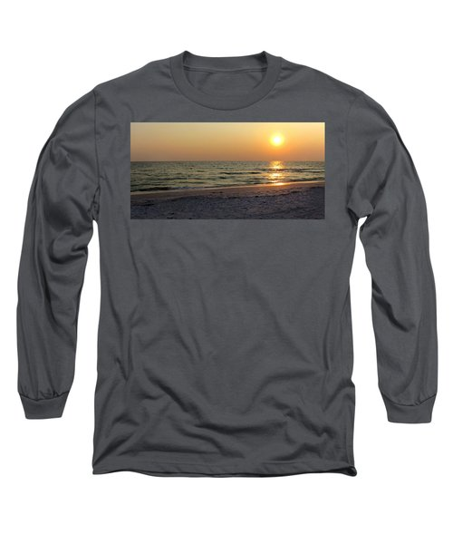 Golden Setting Sun Long Sleeve T-Shirt
