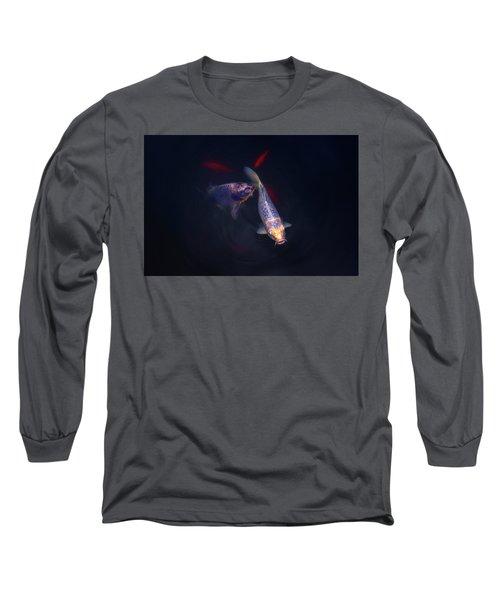 Good Luck Charms Long Sleeve T-Shirt by John Poon