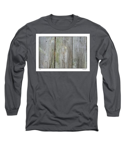 Grain Long Sleeve T-Shirt by R Thomas Berner
