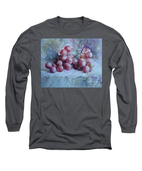 Grapes... Long Sleeve T-Shirt