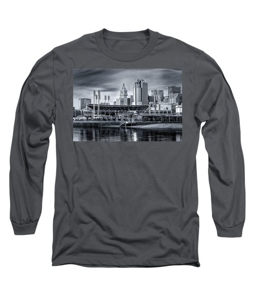 Great American Ball Park Long Sleeve T-Shirt