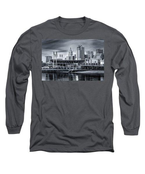 Great American Ball Park Long Sleeve T-Shirt
