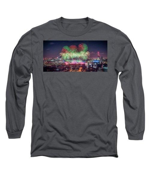 Happy 2018 Long Sleeve T-Shirt