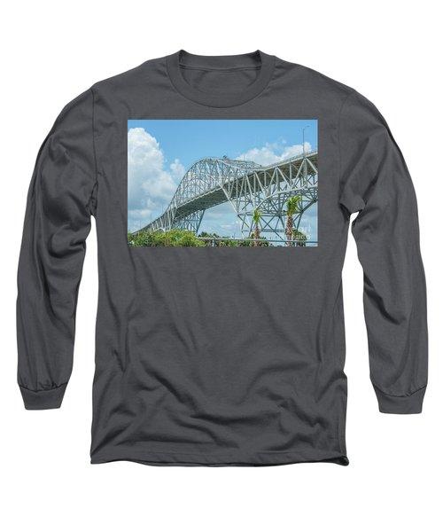 Harbor Bridge Long Sleeve T-Shirt