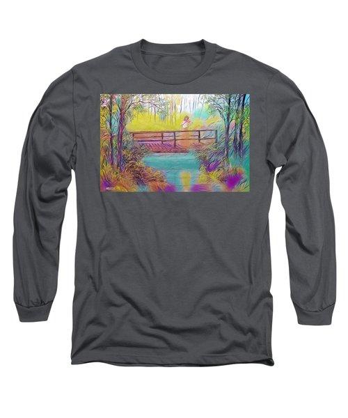 Harmany Long Sleeve T-Shirt