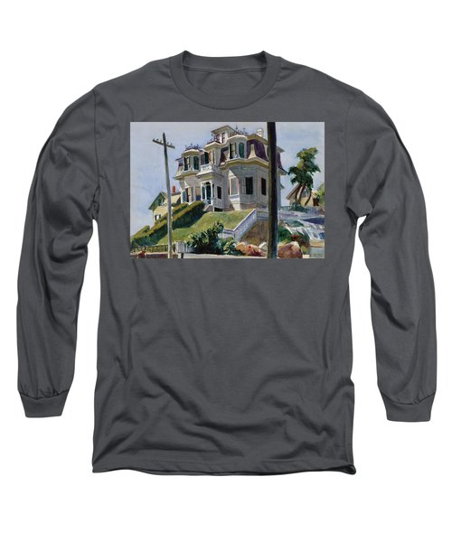 Haskell's House Long Sleeve T-Shirt