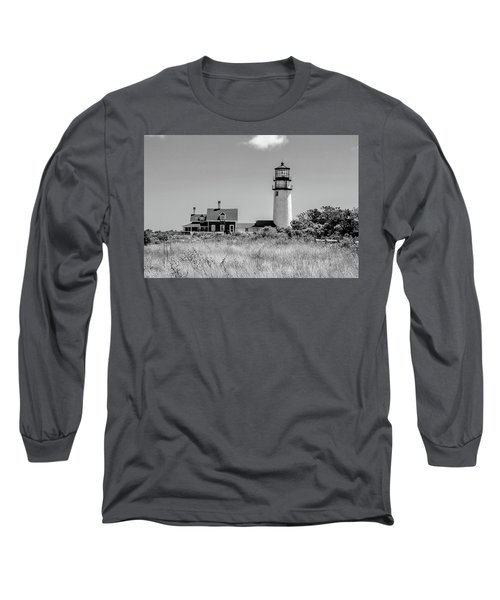 Highland Light - Cape Cod Long Sleeve T-Shirt