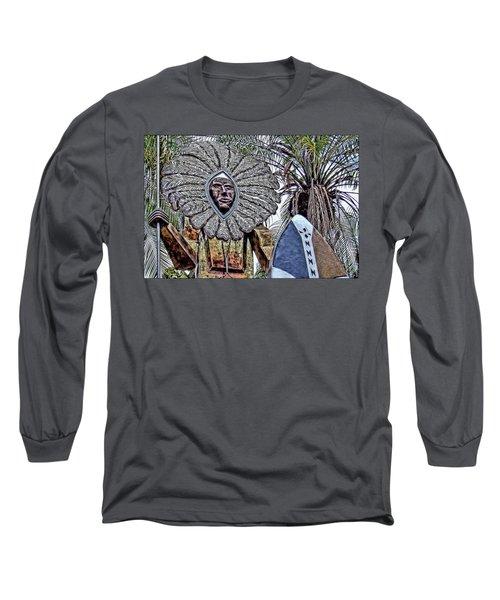 Honolulu Zoo Keeper II Long Sleeve T-Shirt