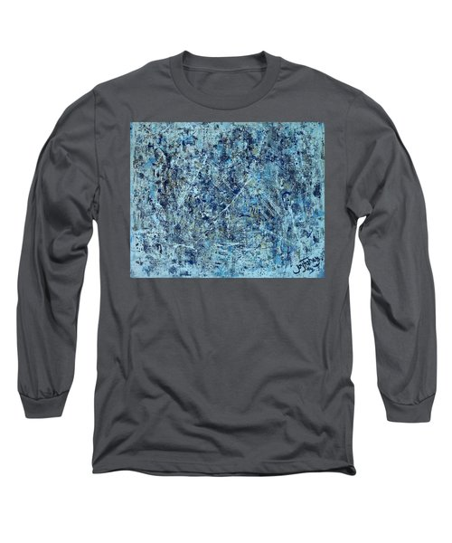 I Love Pollock Long Sleeve T-Shirt