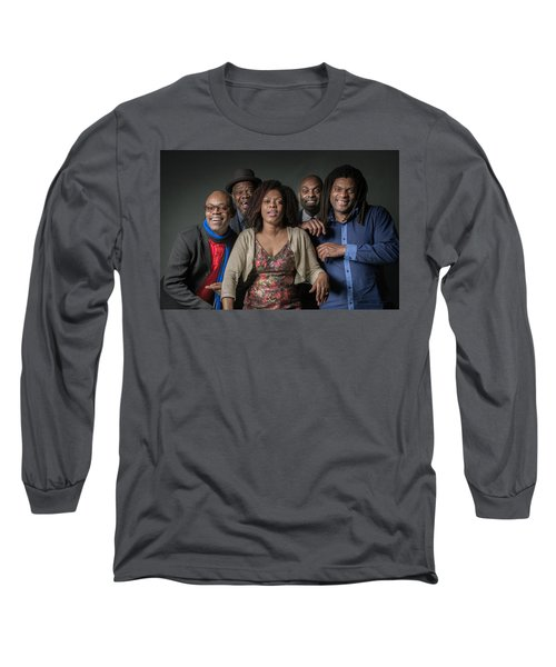 Images4 Long Sleeve T-Shirt