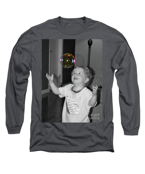 Long Sleeve T-Shirt featuring the photograph Imagine by Robert Meanor
