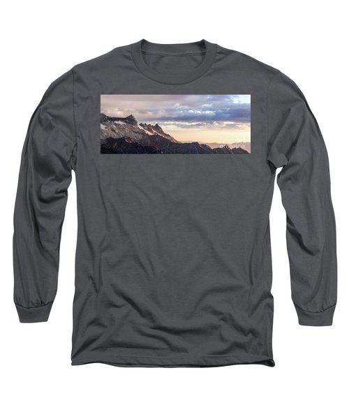 Ishinca Sunset Long Sleeve T-Shirt