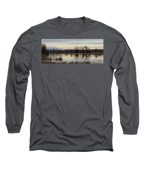 January Thaw 2 Long Sleeve T-Shirt