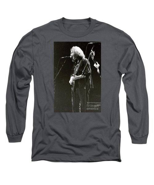 Grateful Dead - Jerry Garcia - Celebrities Long Sleeve T-Shirt