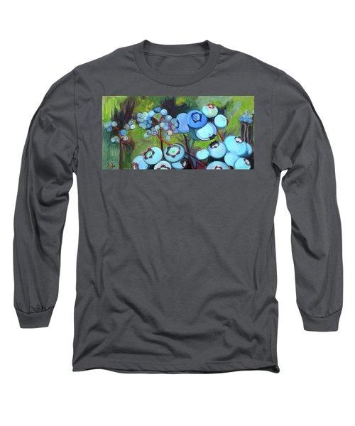 Jersey Blues Long Sleeve T-Shirt