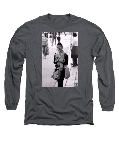 Jidai Matsuri Xv Long Sleeve T-Shirt